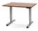 Steh-Sitz-Tisch